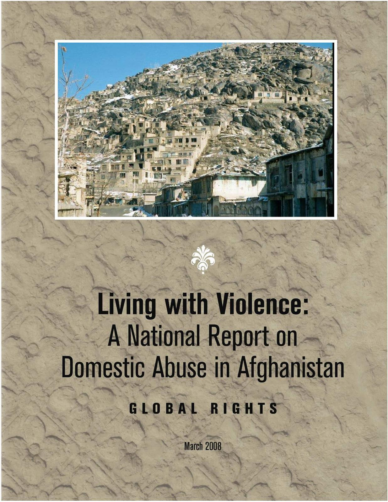 Living with Violence_Afghanistan