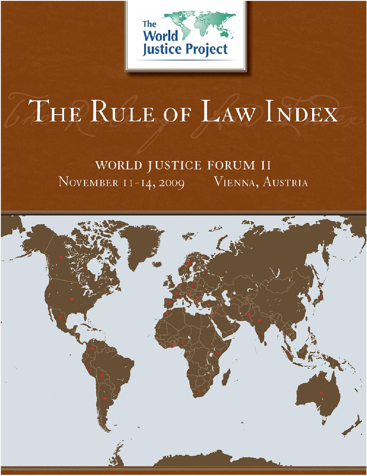 World_Justice_Forum_II_-_Rule_of_Law_Index_Report