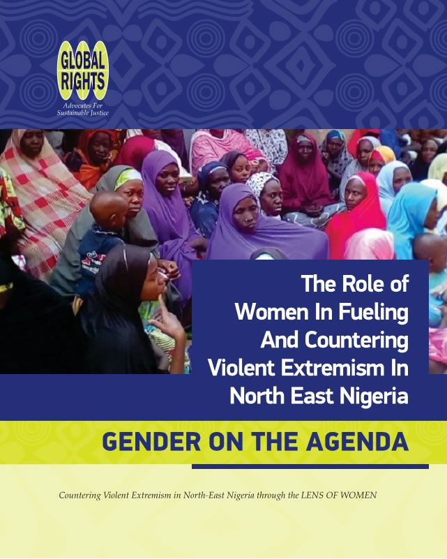 Roles of Women in Fueling and Countering Violent Extremism in North-East Nigeria