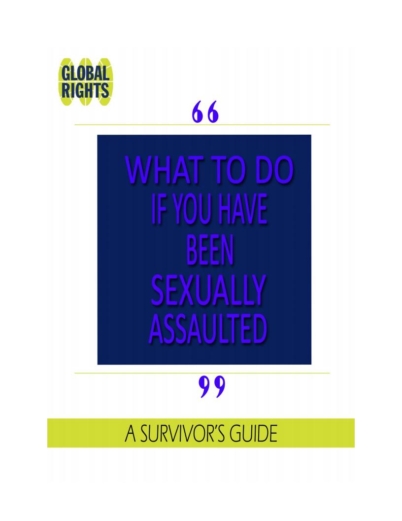 Survivors Guide